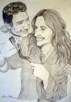 Julia and Clive by KateCollett