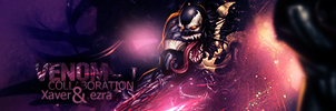 VENOM COLLAB by xavervs