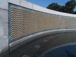 WWII Memorial by Coalfire17