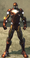Iron Man _Tier Gear_ (DC Universe Online) by Macgyver75