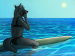 Surf's Up? by bladebandit