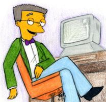 Ten Minute Smithers by harrimaniac27
