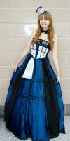 The TARDIS Princess by emmadenise