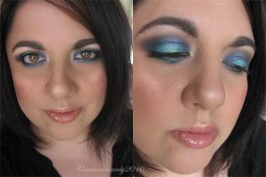 Poll Winner Makeup - Daringly Nude by Cinnamoncandy