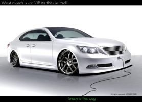 Lexus LS 460 Eco by LEEL00