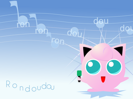 french Jigglypuff png by dakki000