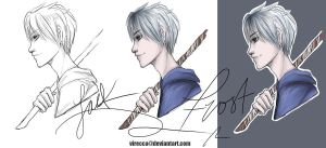 jack frost by virecca
