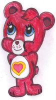 Wonderheart Bear by KessieLou