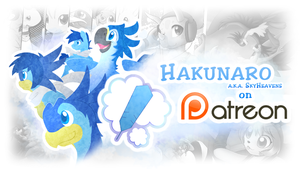 Patreon is live! by SkyHeavens