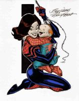 May y Benjy Parker by RBWP-BRPW