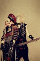 Lycaon by HideToSpidEr