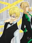 Request - Hana and Shizuo by AnonAzure