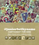 2014 Business Card by juniorbethyname
