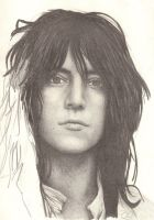 Patti Smith by Pins-n-Feathers