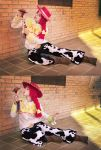 You've got a friend on me Jessie Cosplay Toy Story by MissWeirdCat