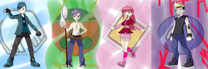 The New Johto Gym Leaders Part 1 by ChrisJ-Alejo