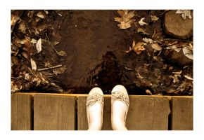 Places My Feet Go by ThisIsCollege