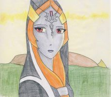 Midna The Twilight princess by KoolGal14