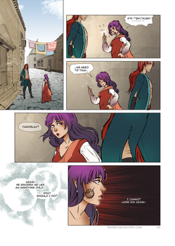 Once upon a Time 3Ch: 02 page by sionra