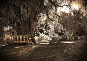A Sunny Place in The Shade by JablesTheJake
