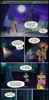 Scare Master: What a Fright (Spoiler Alert) by dSana