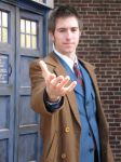 Come with me - 10th Doctor by Eclectic-Interests