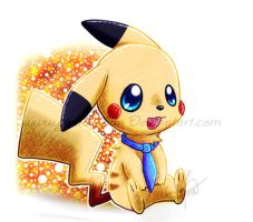 . : Yes, i'm Pikachu : . by GenyStar