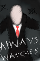 always watches by Red1hood