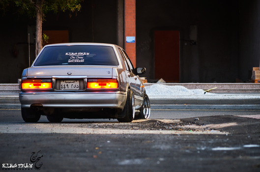 Nissan Cedric Y31 by KINGTEAM