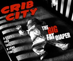 Crib City the Big Fat Diaper by imagesbyalex