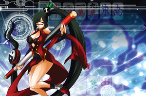 Litchi 13 orphans joystick art by TrueTech