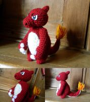 Charmeleon by pollylobster