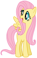 FlutterShy by Autumn-Spice