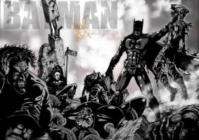 King of Gotham by weaponsmaster