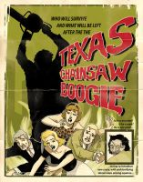 Texas Chainsaw Boogie by paulorocker