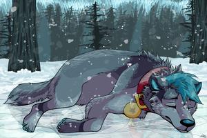 Silent Night by That-CrazyCat