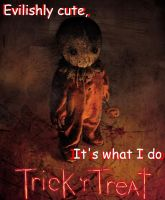 Trick 'r Treat Sam by Cosplay-Guru