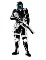 Elite Imperial Commando by klavious5