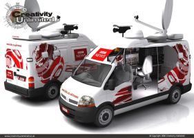 OBU Vehicle 3D by NigeVern