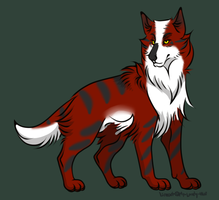 Wolf adopt #3 (closed) by XTwilight-SerenityX