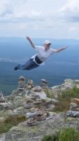 Flying high by Sikarbi
