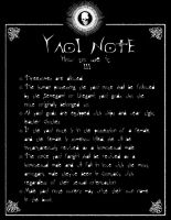 DN - Yaoi Note Page 3 by Taymeho