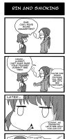 Katawa Shoujo Comic by Zero-Q