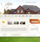 Copper Hill Homes - proposal by webgraphix