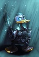 Gears of Duck by MrMayhemm