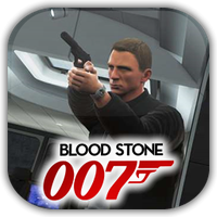 007 Blood Stone Game Icon by Wolfangraul