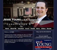 Jesse Young 2nd template by fireproofgfx