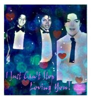 I Just Can't Stop Loving You Card by syah-mj