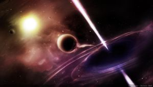 Black Hole by Vanishin