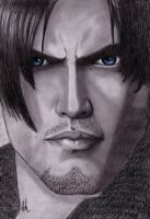 Leon Kennedy RE: Damnation by RebellionAngel